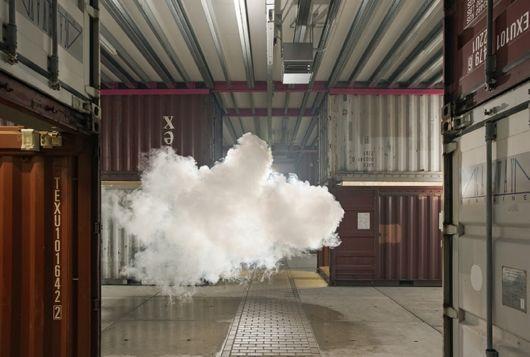 The Incredible Indoor Clouds