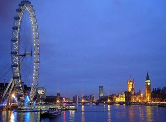 The Amazing London Eye