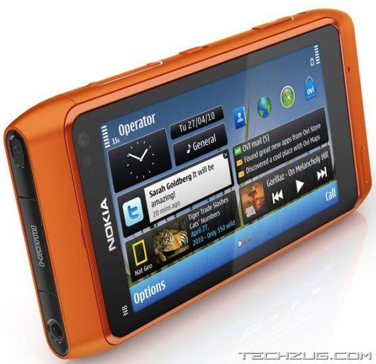 New Nokia N8 Smartphone