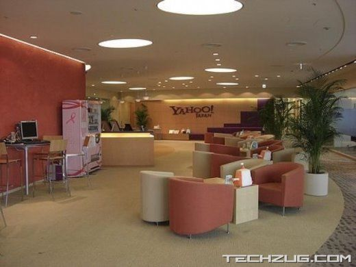 A Tour to 'Yahoo Office in Japan'