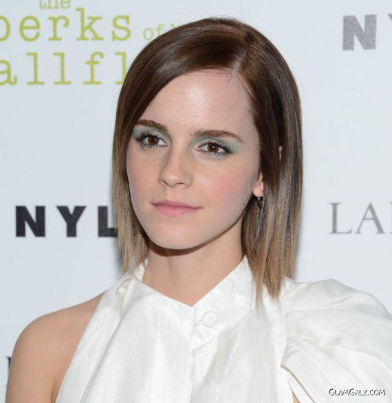 Emma Watson At The Perks Premiere
