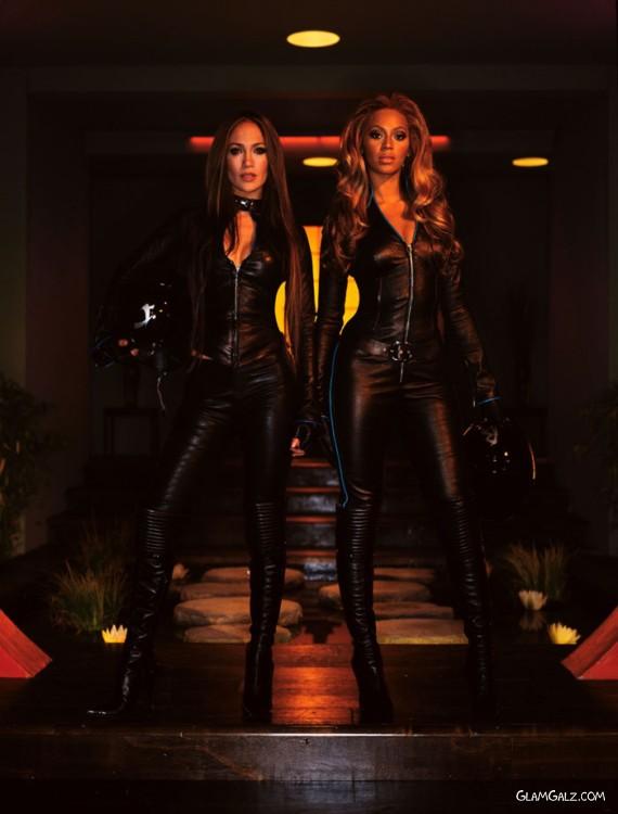 Beyonce Knowles & Jennifer Lopez Together