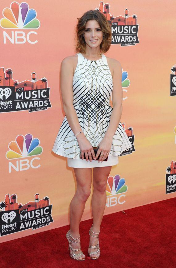 Ashley Greene At iHeart Radio Music Awards