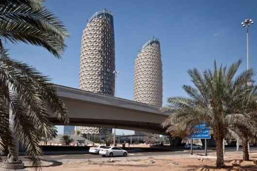 The Al-Bahar Tower, Abu Dhabi
