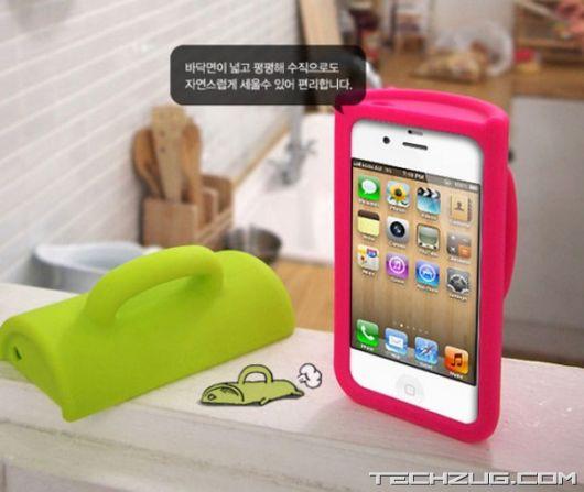 Cool Mug Shape iPhone 4S Case