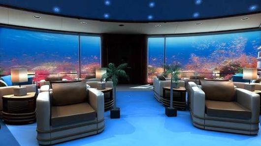 The Extraordinary Underwater Hotel
