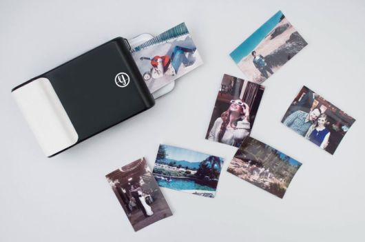 Amazing Phone Case Prints Instant Photos Like A Polaroid
