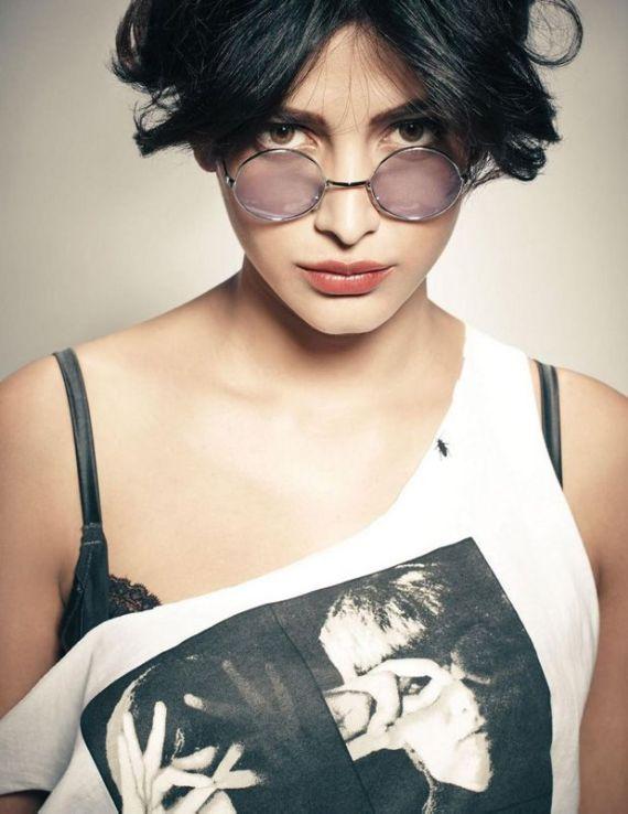 Shruti Haasan's Exclusive FHM Photoshoot