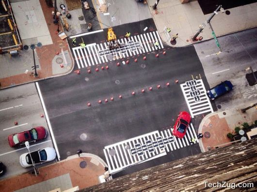 Most Creative Zebra Crossings In The World