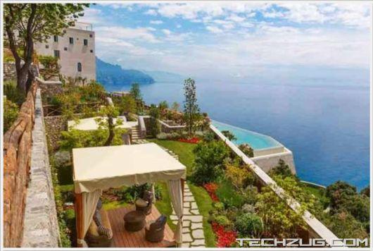 A Wonderful Hotel In Italy