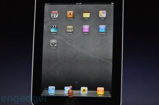 Apple iPad: The First Look!