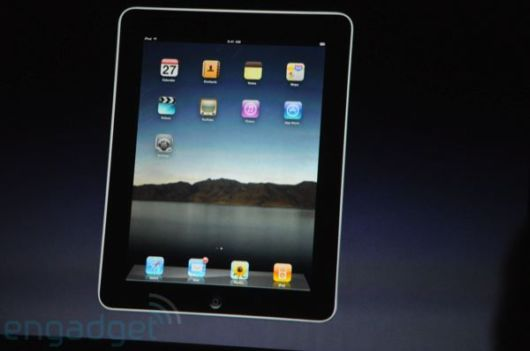 Apple iPad: The First Look!