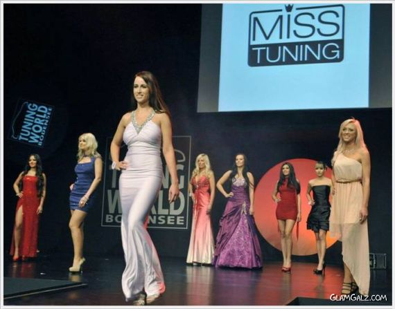 Miss Tuning Contest Germany 2012