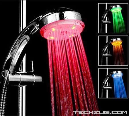 Coolest Shower Designs