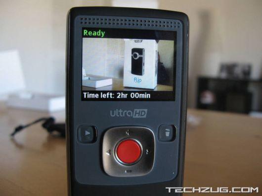 Flip Ultra HD Digital Video Camera