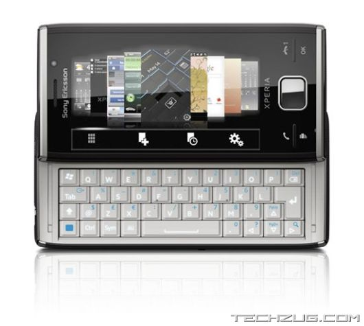 Sony Ericsson Xperia X2 Smart Phone