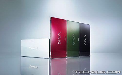 Sony VAIO P series Netbooks
