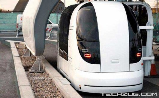 Innovative Taxis without Drivers