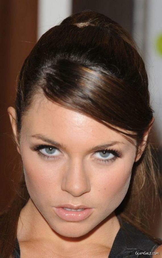 New Lara Croft Alison Carroll