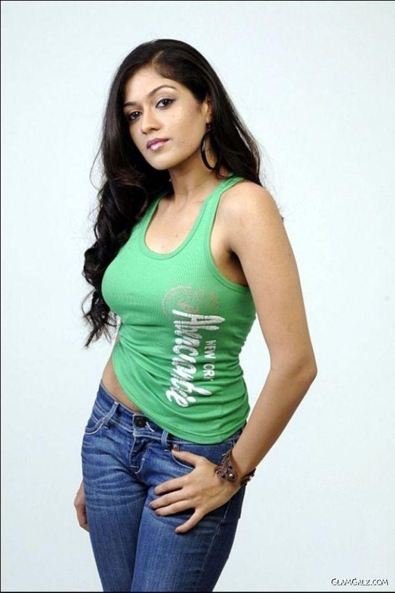Beautiful South Indian Actress Meghana Raj