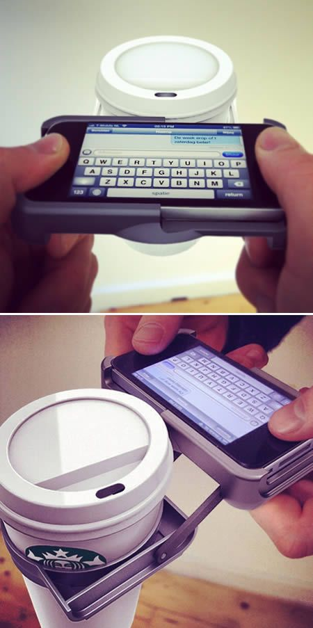 Craziest Texting Gadgets