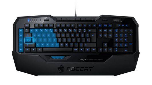 Roccat Isku Gaming Keyboard with Roccat Talk