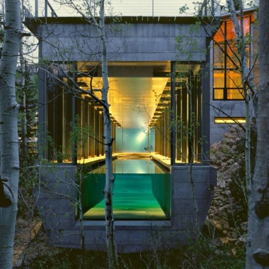 Glass Swimming Pool Design Ideas