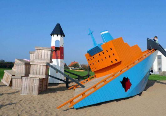 Amazing Monstrum Playgrounds For Children