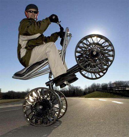 Michelin's Innovative Tyre Tweel