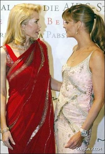 Hollywood Celebs in Indian Avatar