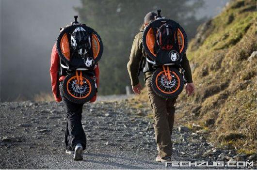 Amazing Folding Bike Bag