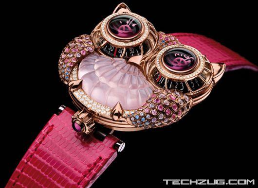 MB F with Boucheron Present The HM3 JwlryMachine Watch'