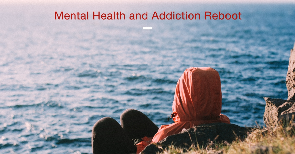 Society's Stance on Mental Health and Addiction Needs a Reboot