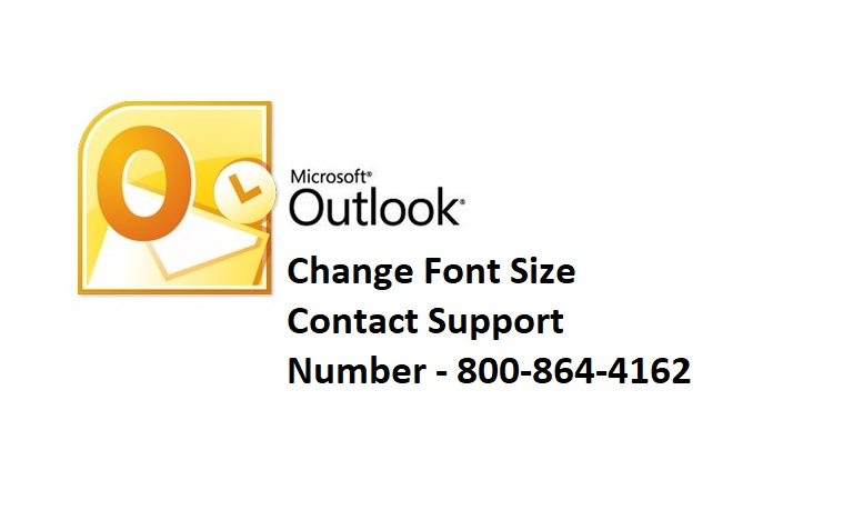 Change Font Size In Outlook