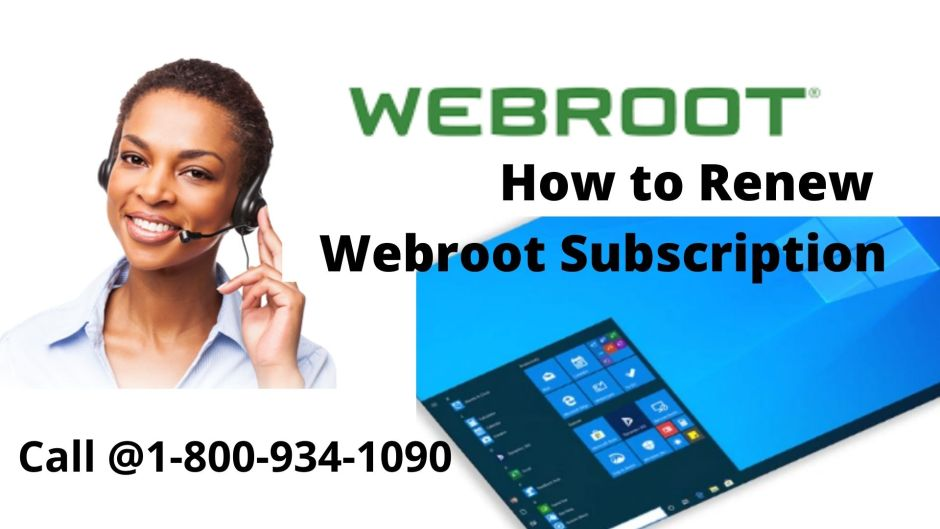 How to Renew Webroot Subscription