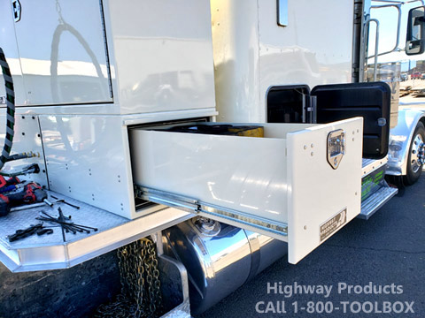 semi truck headache racks cab guards
