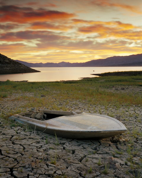 Lake Meade water scarcity
