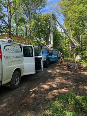 Local Electric electricians Morrisville Vermont