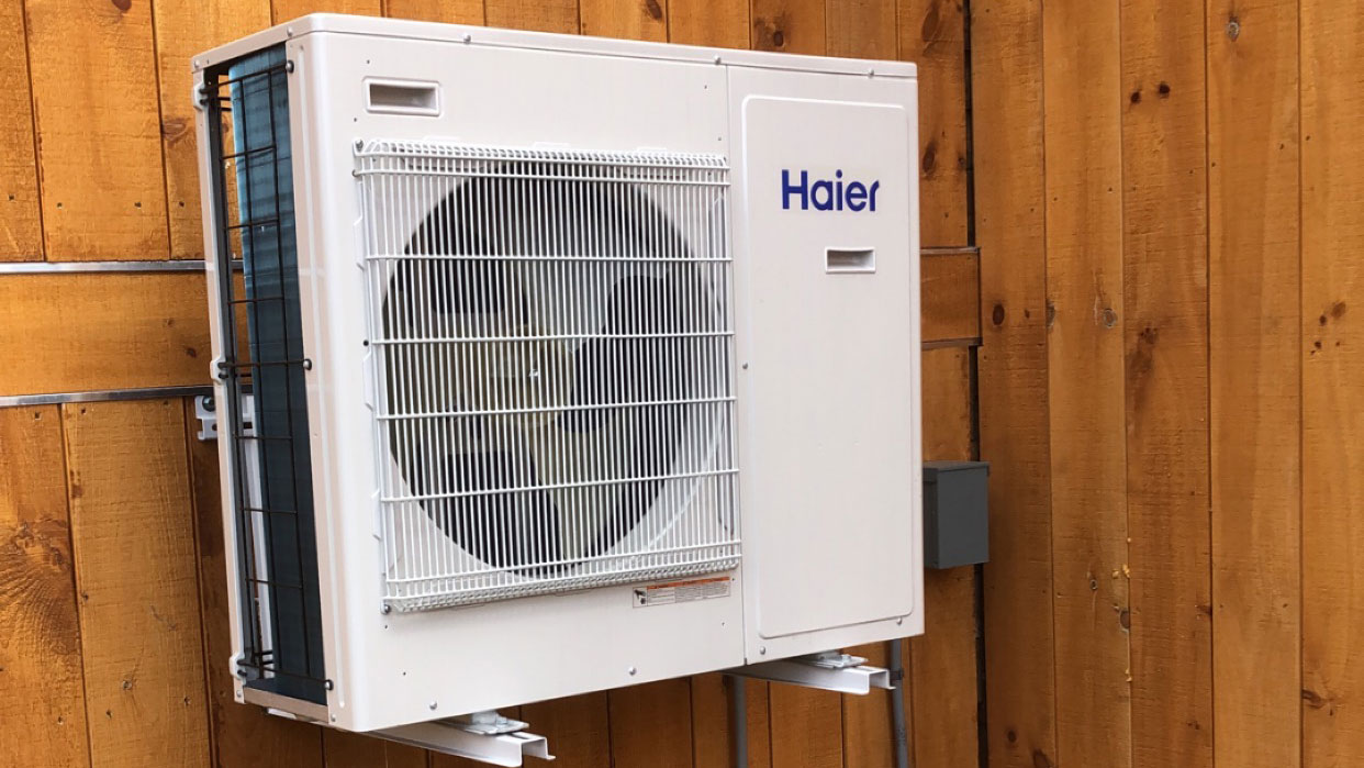 HVAC Minisplit ductless systems