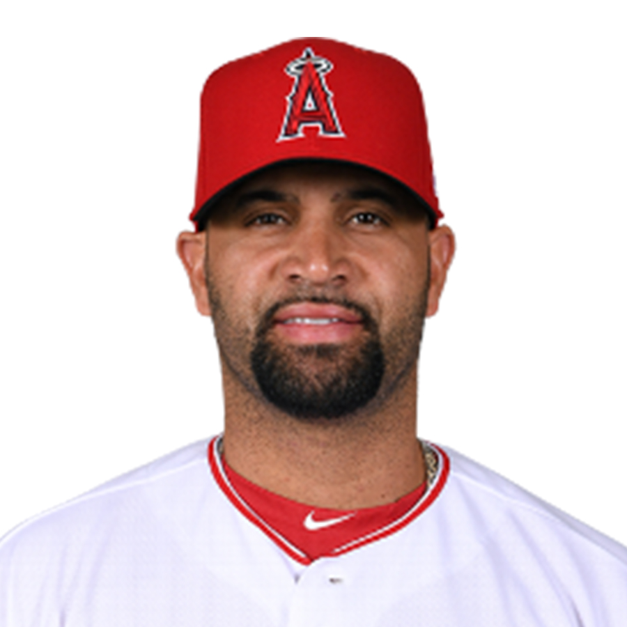 Albert Pujols Angels Hat