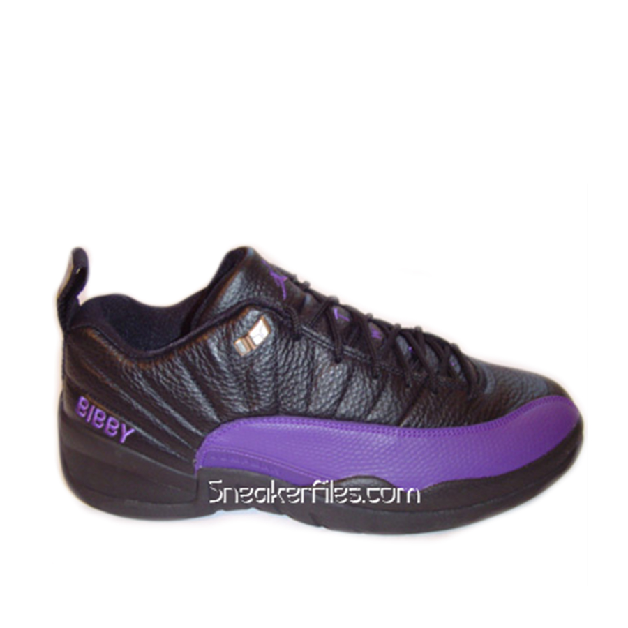 Black Purple Low 12