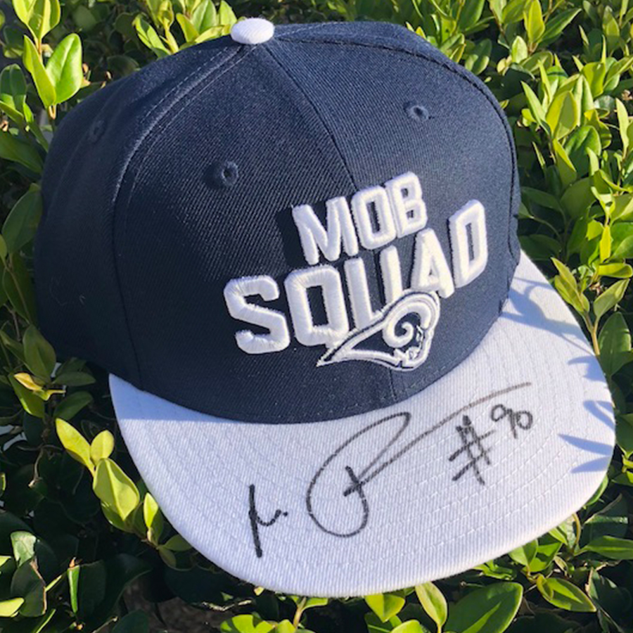Michael Brockers Rams Mob Squad Hat