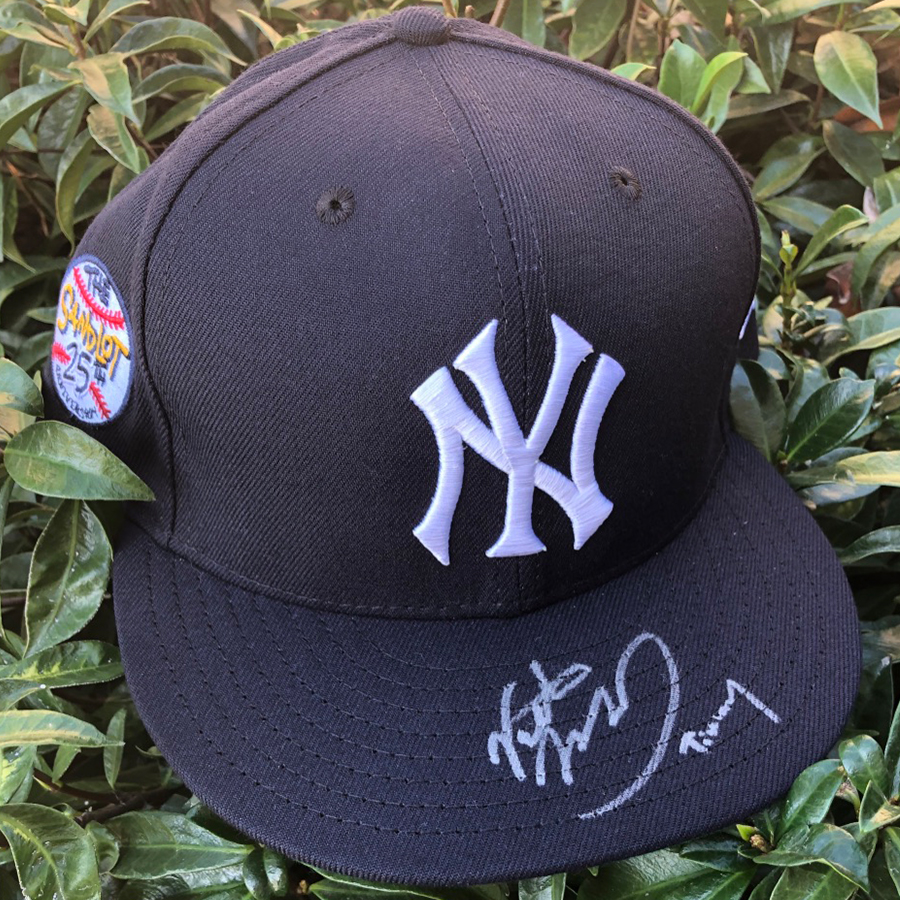 Timmy Timmons Yankees Hat