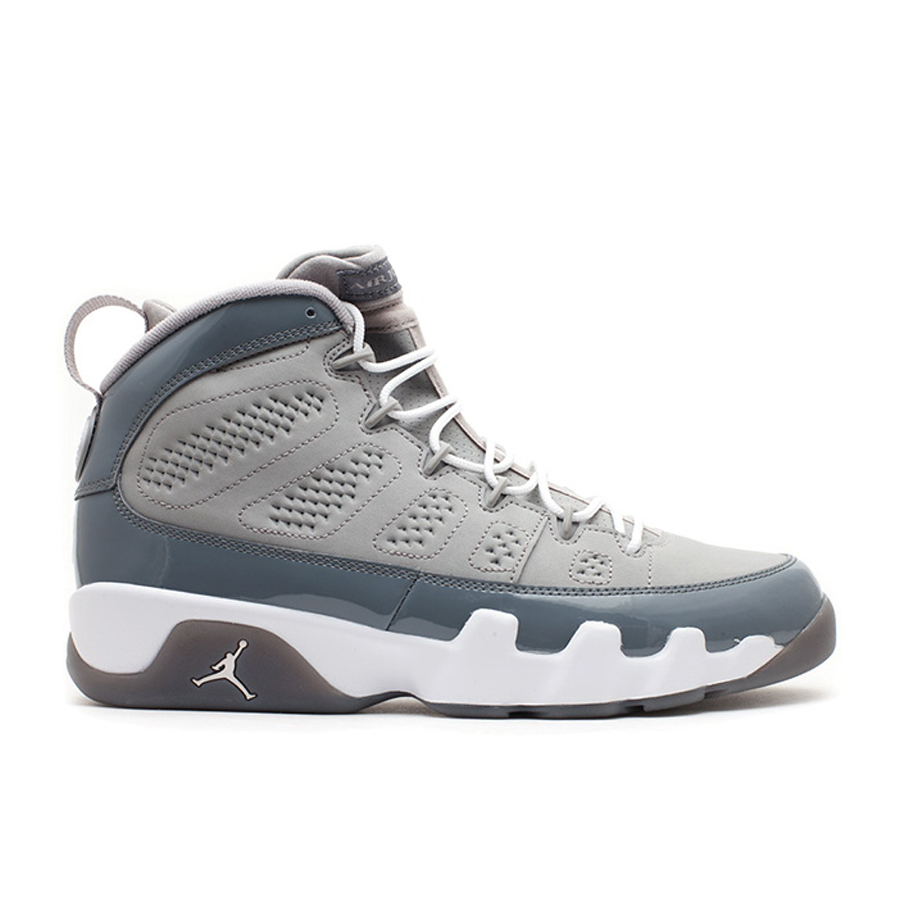 Cool Grey 9's