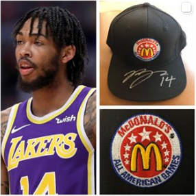 McDonald's All-American Hat
