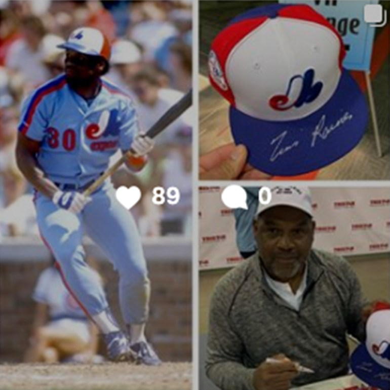 1982 All Star Hat