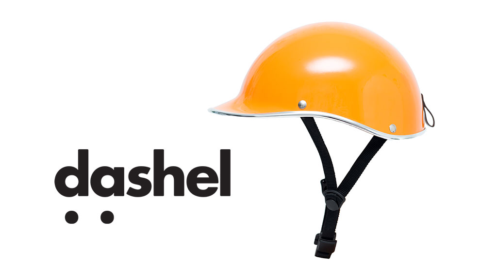 Dashel Carbon Fibre Cycle Helmets