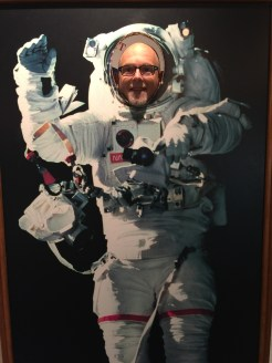 Hey look, I'm in space!