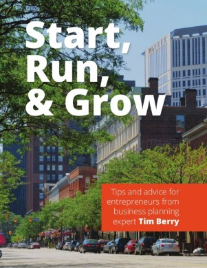 start, run and grow your business ebook