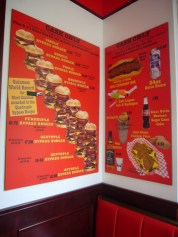 The menu is full of food that wants you dead!